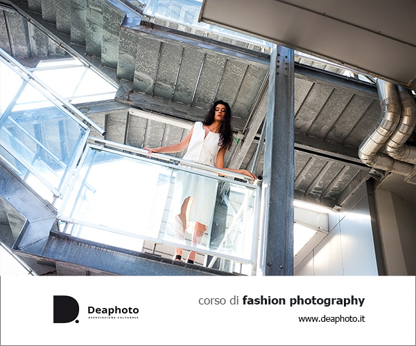 Corso di Fashion Photography Deaphoto Firenze