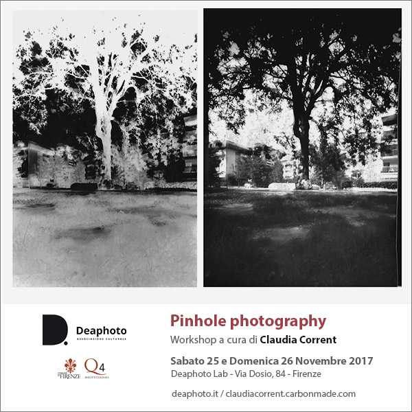 workshop pinhole photography deaphoto firenze