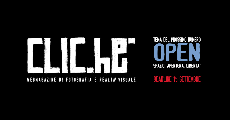 Call for portfolios > CLIC.HE' n° 33 OPEN