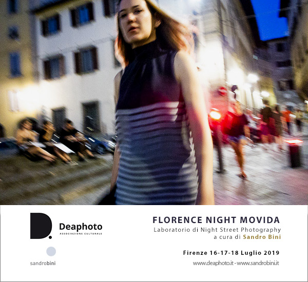 Laboratorio Florence Night Movida Deaphoto