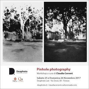 workshop pinhole photography deaphoto firenze