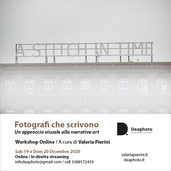 Video Documentary Workshop Online Deaphoto