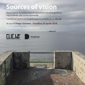 open call sources of vision clic.hè