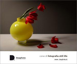 Corso di Fotografia Still Life Deaphoto Firenze