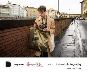 Corso di Street Photography Deaphoto Firenze