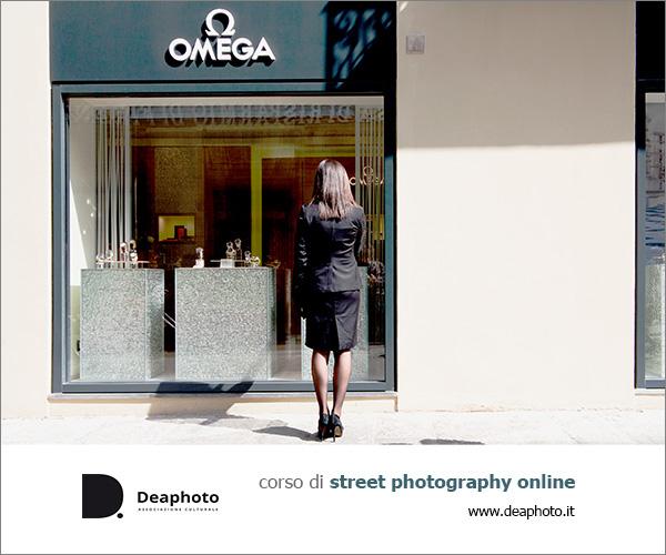 Corso di Street Photography Online Deaphoto