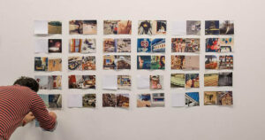 Workshop Fiorenza Pinna Dal progetto al fotolibro