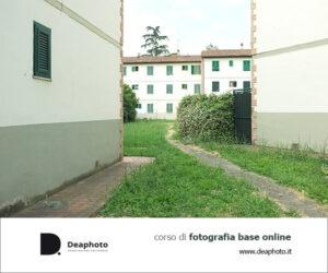 Corso di fotografia base online deaphoto