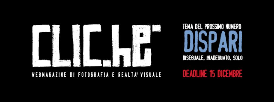 open call clic.hè n° 34 dispari