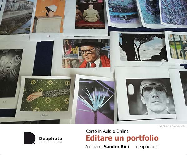 Editare un portfolio deaphoto