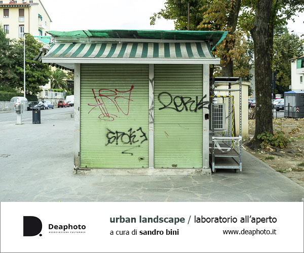 Urban Landscape Lab all'aperto Deaphoto