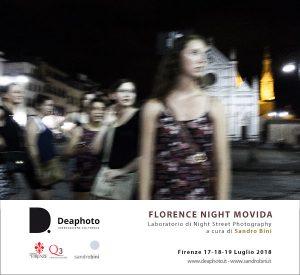 Laboratorio Florence Night Movida Deaphoto Firenze